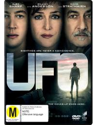 UFO (2018) on DVD
