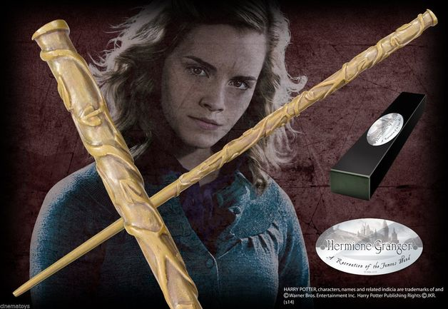 Harry Potter: Illuminating Wand Replica - Hermione Granger