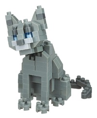 nanoblock: Cats Series - Russian Blue