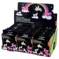 IS Gifts: Glow in the Dark - Unicorn Wall Stickers image