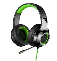 Edifier V4 Gaming Headset - Green (PC & PS4) for