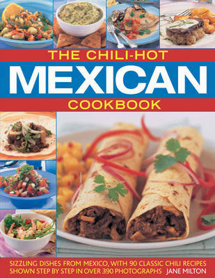 Chili-Hot Mexican Cookbook by Jane Milton image