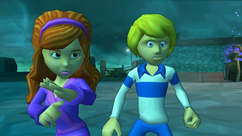 Scooby-Doo! First Frights for PlayStation 2 image