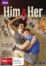 Him & Her: Series 1 on DVD