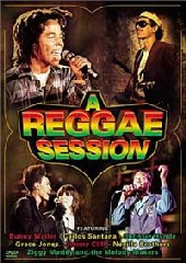 A Reggae Session on DVD