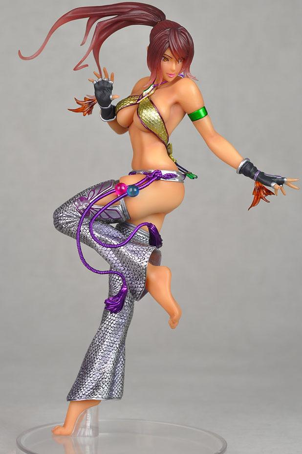 "Tekken 2 Bishoujo 10"" PVC Figure - Christie Monteiro (Gaming Bishoujo series) image"