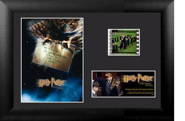 FilmCells: Mini-Cell Frame - Harry Potter (Sorcerer's Stone - Poster)