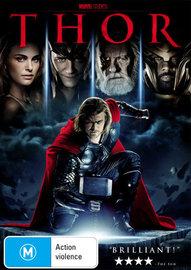 Thor on DVD