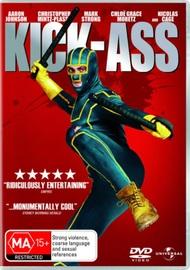 Kick-Ass DVD image