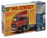 Italeri: 1/24 Iveco 190.38 (Cow Boy) - Model Kit