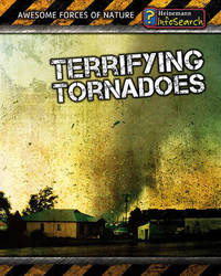 Terrifying Tornadoes by Louise A Spilsbury