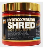 BSC Hydroxyburn SHRED Neuro Thermogenic - Blue Lemonade (60 Serve)