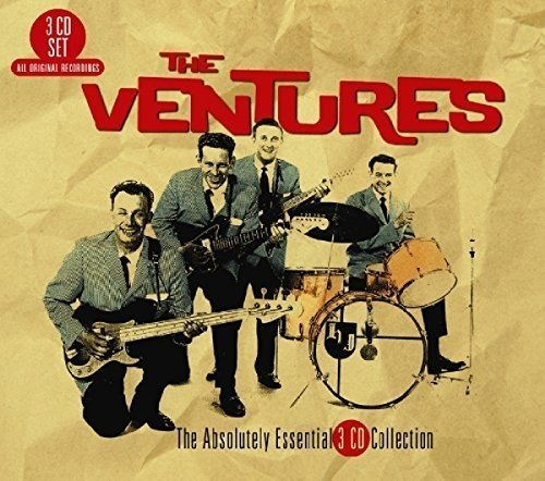 The Absolutely Essential 3CD Collection by The Ventures image