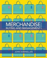 Merchandise Buying and Management by John Donnellan