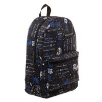 Harry Potter: Ravenclaw Icon Print Backpack