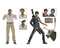 "Ash vs Evil Dead: Hero Ash & Evil Ed 7"" Action Figure - 2 Pack"