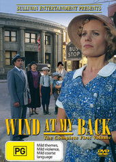 Wind At My Back: Complete First Series (4 Disc) on DVD