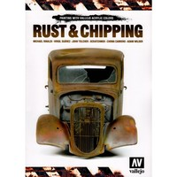 Vallejo Rust and Chipping - Book