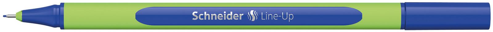 Schneider: Fineliner Line-Up 0.4mm - Lapis Blue image