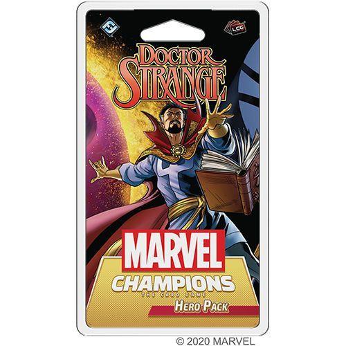 Marvel Champions LCG Doctor Strange Hero Pack image