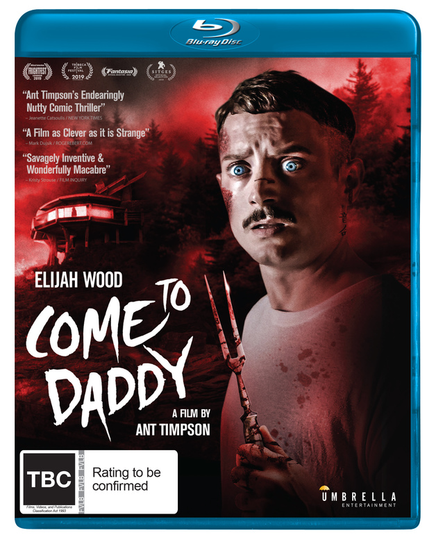 Come to Daddy on Blu-ray