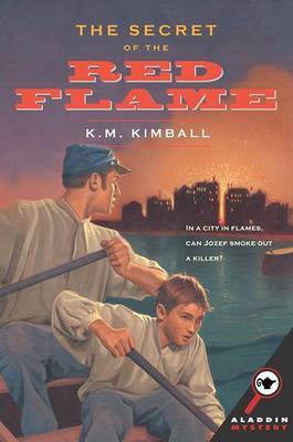 Secret of the Red Flame by K.M. Kimball image