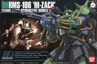 HGUC 1/144 RMS-106 Hi Zack - Model Kit