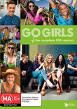 Go Girls - The Complete Fifth Season DVD