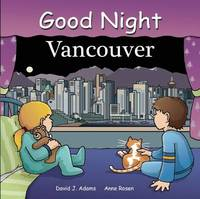 Good Night Vancouver by David J. Adams image