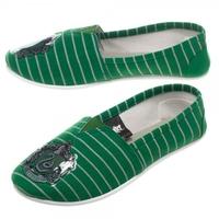 Harry Potter Slytherin Slip On Shoes (Medium)