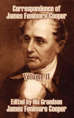 Correspondence of James Fenimore-Cooper (Volume II) image