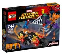 LEGO Super Heroes: Spider-Man: Ghost Rider Team-up (76058)