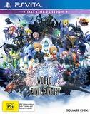 World of Final Fantasy Day 1 Edition for PlayStation Vita