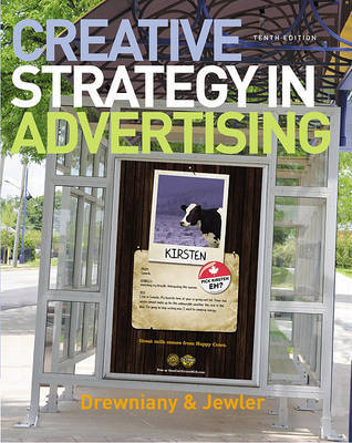 Creative Strategy in Advertising by Bonnie L Drewniany image