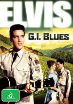 G.I. Blues (Elvis - 30th Anniversary) on DVD