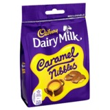 Cadbury Dairy Milk Caramel Nibbles 120g