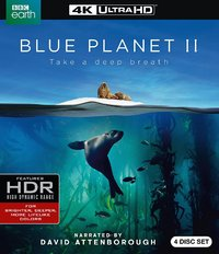 Blue Planet II (4K UHD + Blu-ray) on UHD Blu-ray