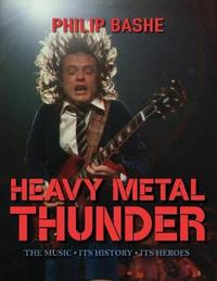 Heavy Metal Thunder by Philip Bashe image