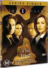 X Files - The Truth on DVD