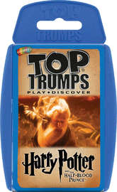 Top Trumps: Harry Potter - Half blood Prince