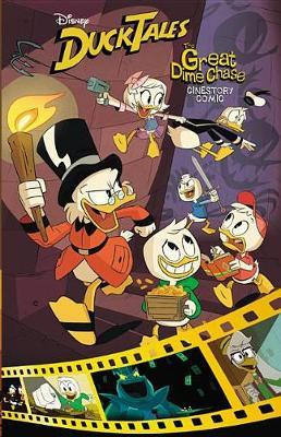 Disney Ducktales: The Great Dime Chase! Cinestory Comic by Disney image