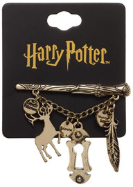 Harry Potter: Alohomora Charmed - Lapel Pin