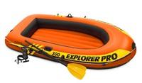 """Intex: Explorer Pro - Inflatable Boat (96"""" x 46"""")"""