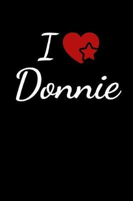 I Love Donnie by Soulmate Lovers Publishing image