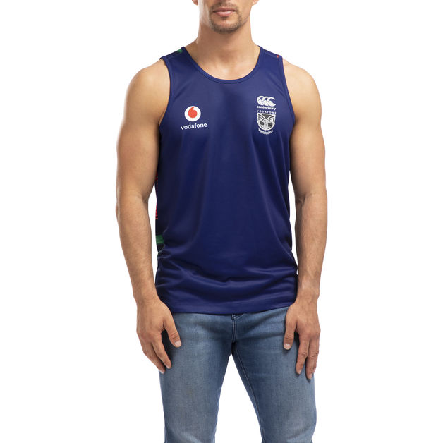 Vodafone Warriors Vapodri Training Singlet (4XL)