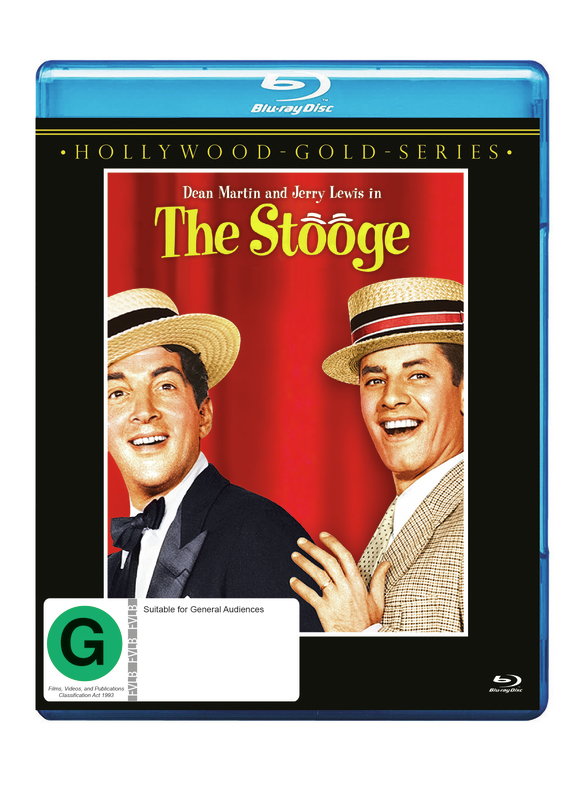 The Stooge on Blu-ray