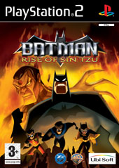 Batman: Rise of Sin Tzu for PlayStation 2