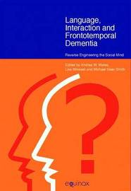 Language, Interaction and Frontotemporal Dementia image