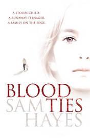 Blood Ties by Sam Hayes image