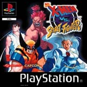 Xmen vs St Fighter for